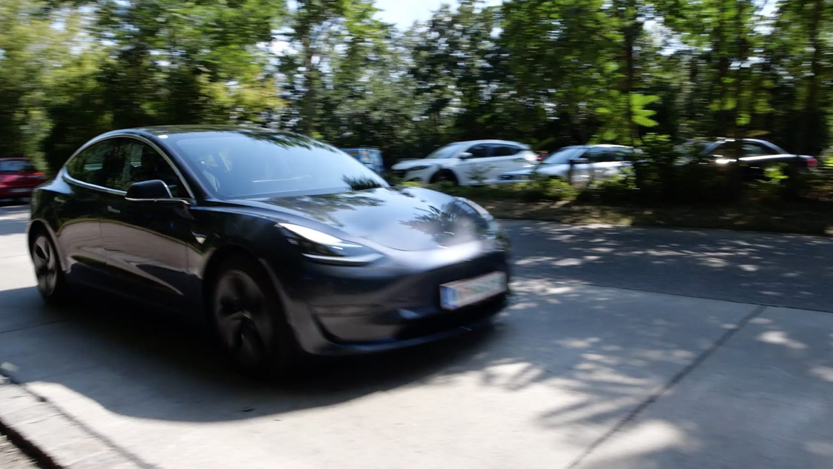 Das Tesla Model 3 © Trending Topics