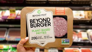 Burger-Patties von Beyond Meat © Beyond Meat
