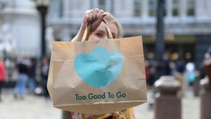 Too Good To Go rettet Essen vor dem Müll © Too Good To Go