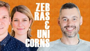 Sebastian Stricker, Share, Podcast, Zebras & Unicorns