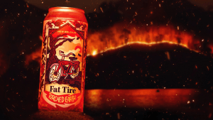 """Torched Earth Ale"" © New Belgium Brewing"
