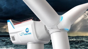 Offshore-Windrad © Mingyang Smart Energy